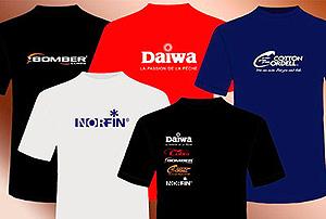 футболки с логотипом, скидка