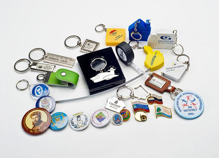Бизнес-сувениры и корпоративные подарки