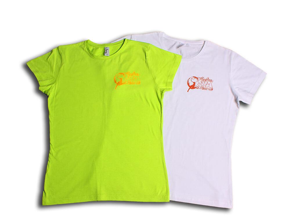 футболки для сотрудников